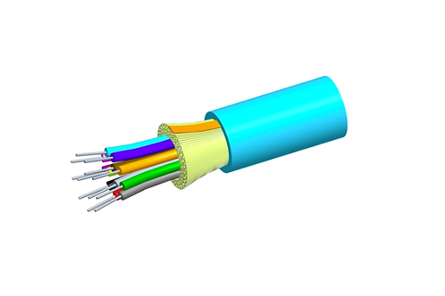Cable Fibra Óptica OM4 12H INT LSZH 760012161