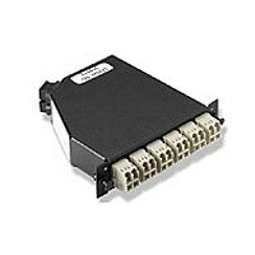 Cassette 24fibras - 12 Duplex Port M0po Trunk/Lc XG Mm 50 m Pr-Fliped Ab/Ba RoHS