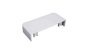 DXN11015 Tapa final plástica 100x45 mm
