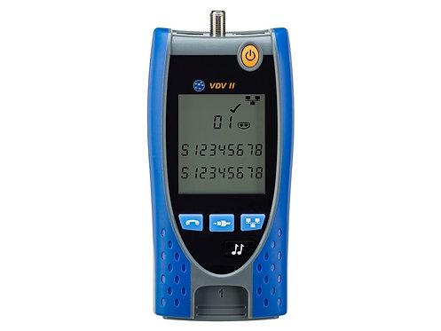 VDV II Probador Voz, Datos y Vídeo. R158000
