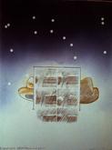 Dyad, 1981, Acrylic on Rag Paper