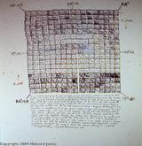 SPOT Matrix, Acrylic, Ink on Rag Paper