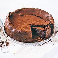 Mini Flourless Chocolate GF tortes