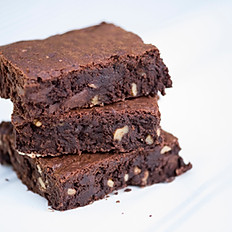 Outrageous Chocolate Fudge Brownies