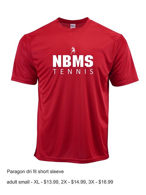 NBMS Tennis Dri Fit