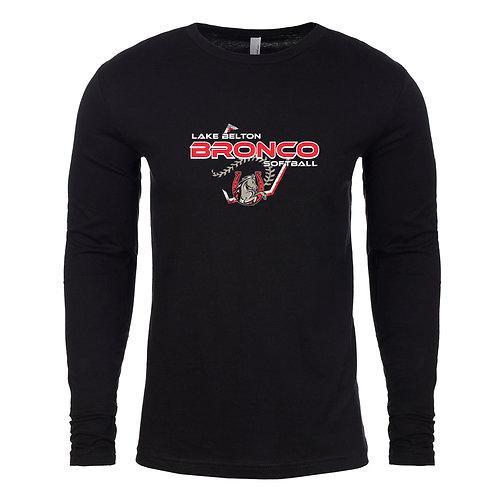 LBHS Softball BLK Long Sleeve