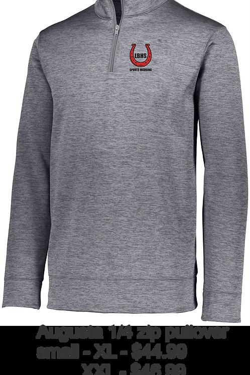 Lake Belton Sports Medicine 1/4 Zip pullover