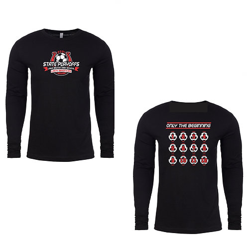LBHS Playoff Soccer Long Sleeve