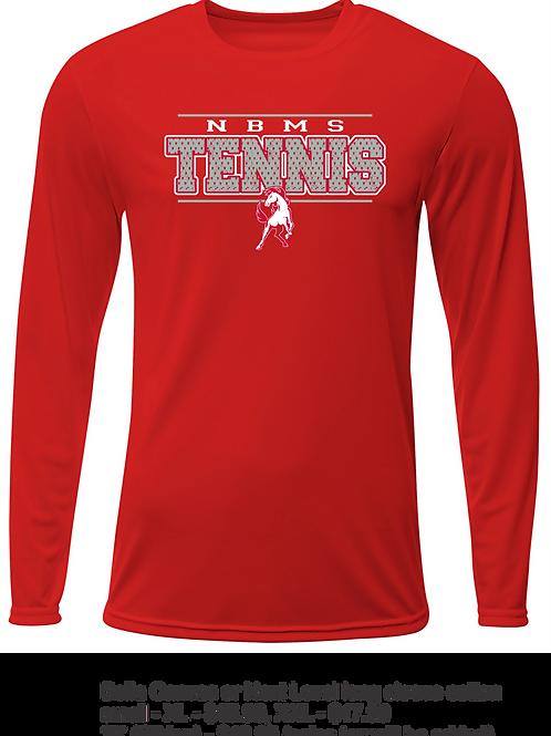 NBMS Tennis Long Sleeve-Cotton