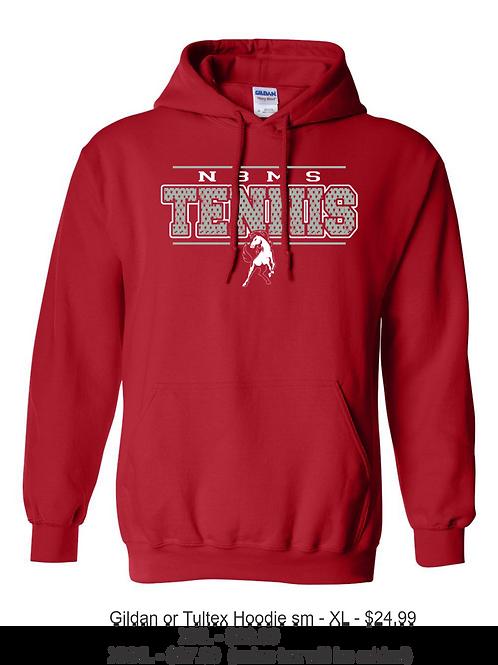 NBMS Tennis Hoodie