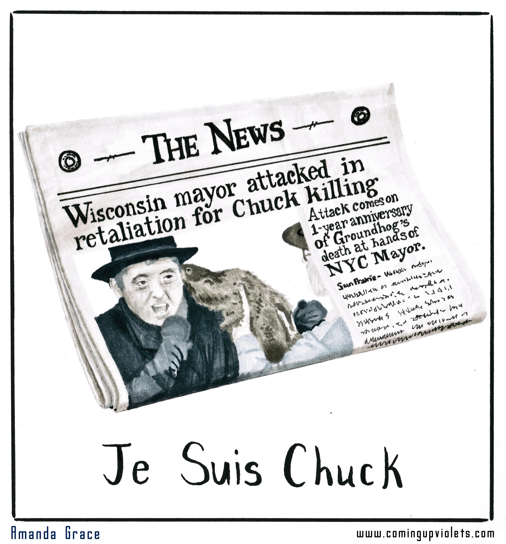Je Suis Chuck!