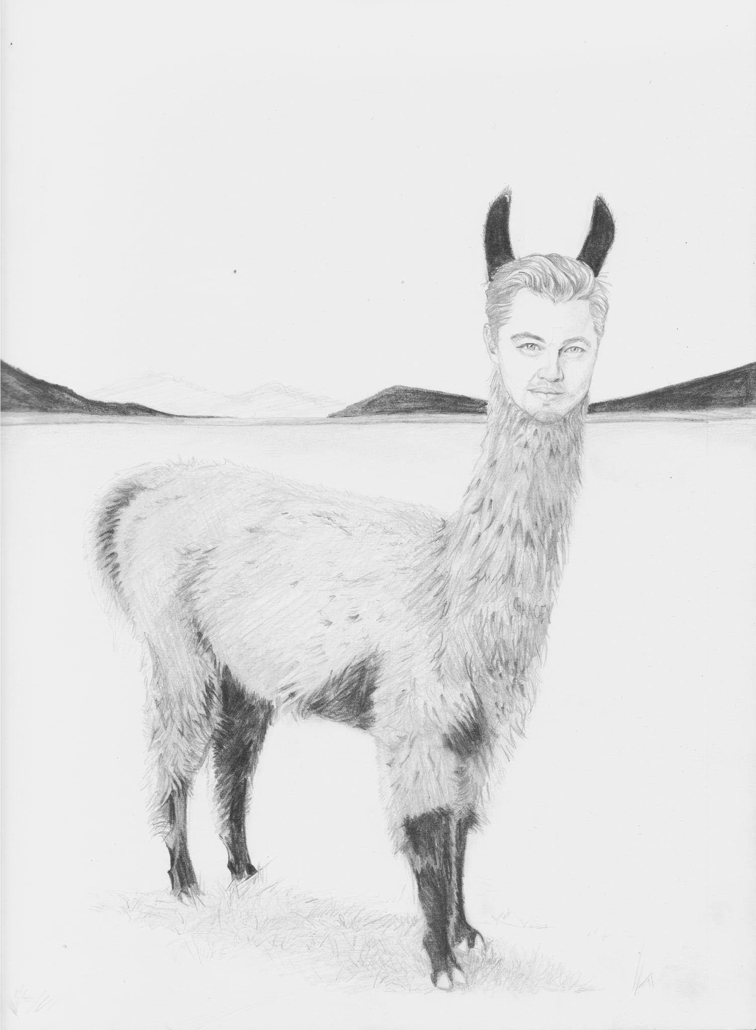 Llama DeCapprio