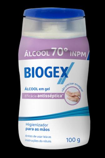 Álcool em Gel Biogex 100GR