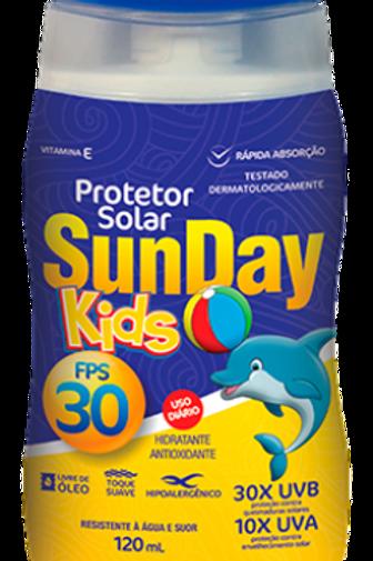 Protetor Solar Sunday FPS30 Kids