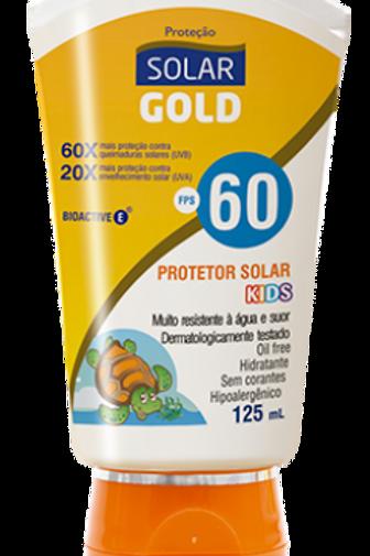 Protetor Solar Gold Kids | FPS 60