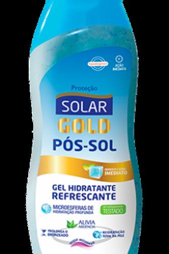 Gel Hidratante Refrescante Pós-Sol Solar Gold