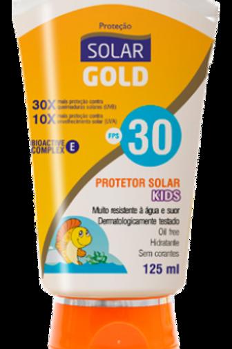 Protetor Solar Gold Kids | FPS 30