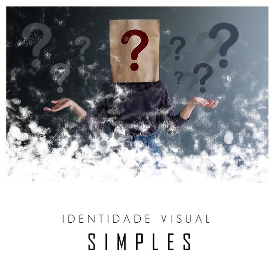 IDENTIDADE VISUAL SIMPLES