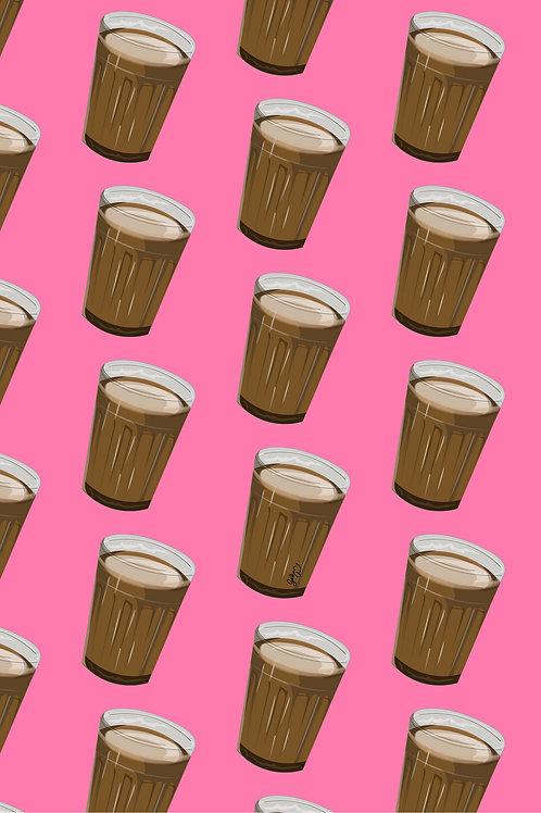 Spill The Tea Notebook