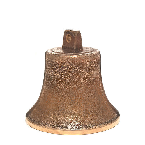 Zvonek Ital velký s pleteným srdcem