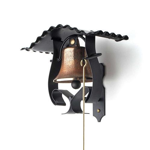 Zvonice kudrnatá