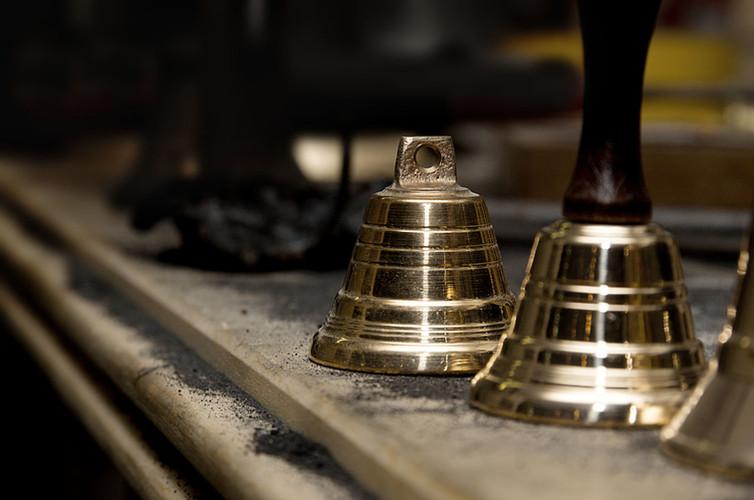 Bronzové zvonky