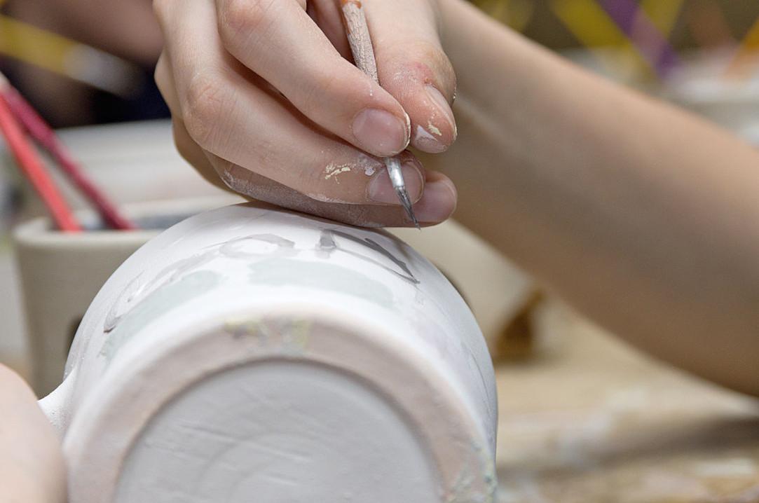Keramický workshop