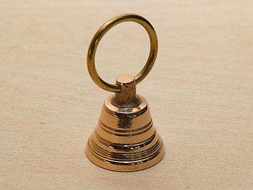 Zvonek malý menší kroužkový, Ø32mm