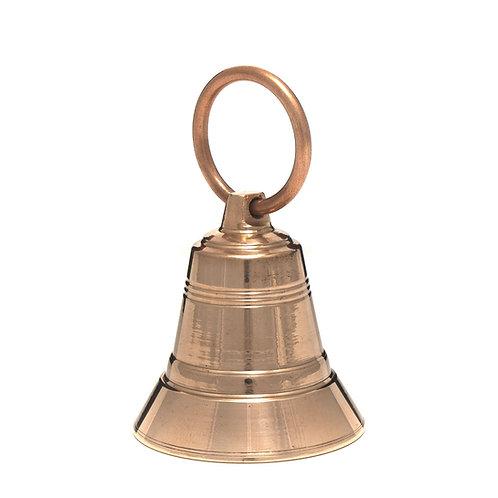 Zvonek střední menší s kroužkem