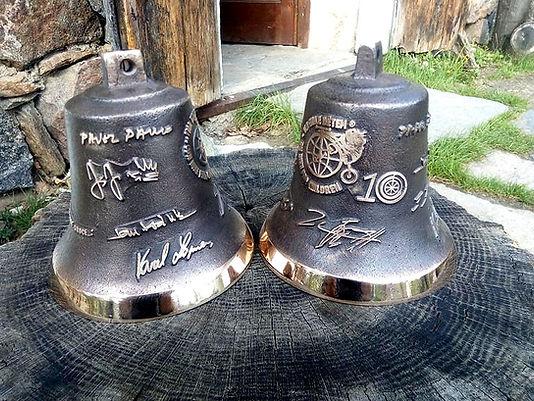 Zvony - Na kole dětem