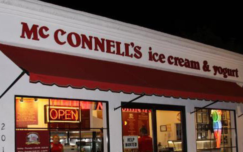 McConnell's Ice Cream