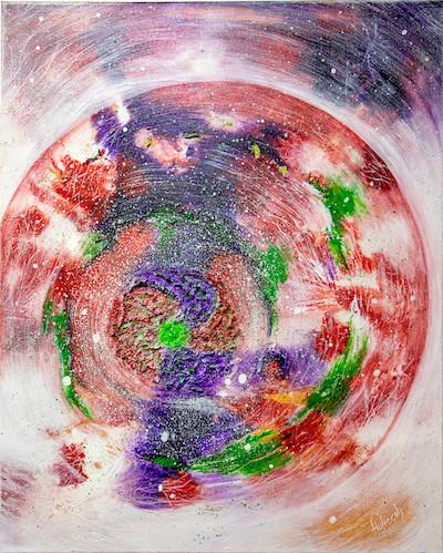 """ Cosmic Whirl"""