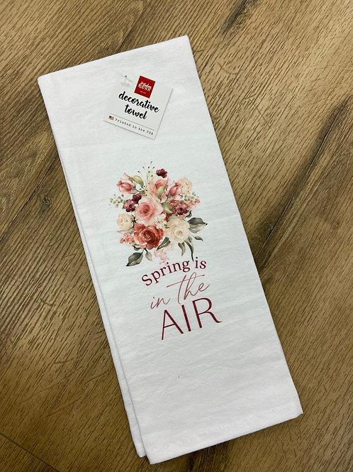 Spring Tea Towel