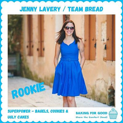 Jenny Lavery