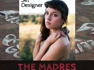 Meet the Set Designer - Indigo Rael!
