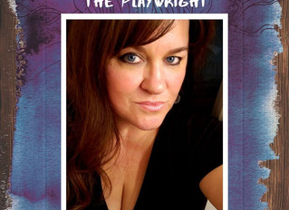 Meet the Playwright - Audrey Cefaly