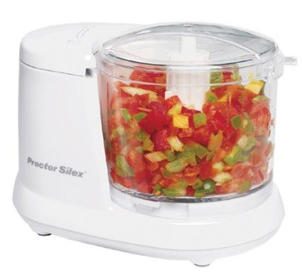 One cup food processor
