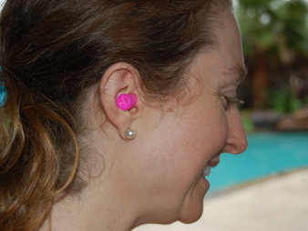 """""""Miss, what's that pink thing in your ear?"""" and other thoughts from the Education Unde"""