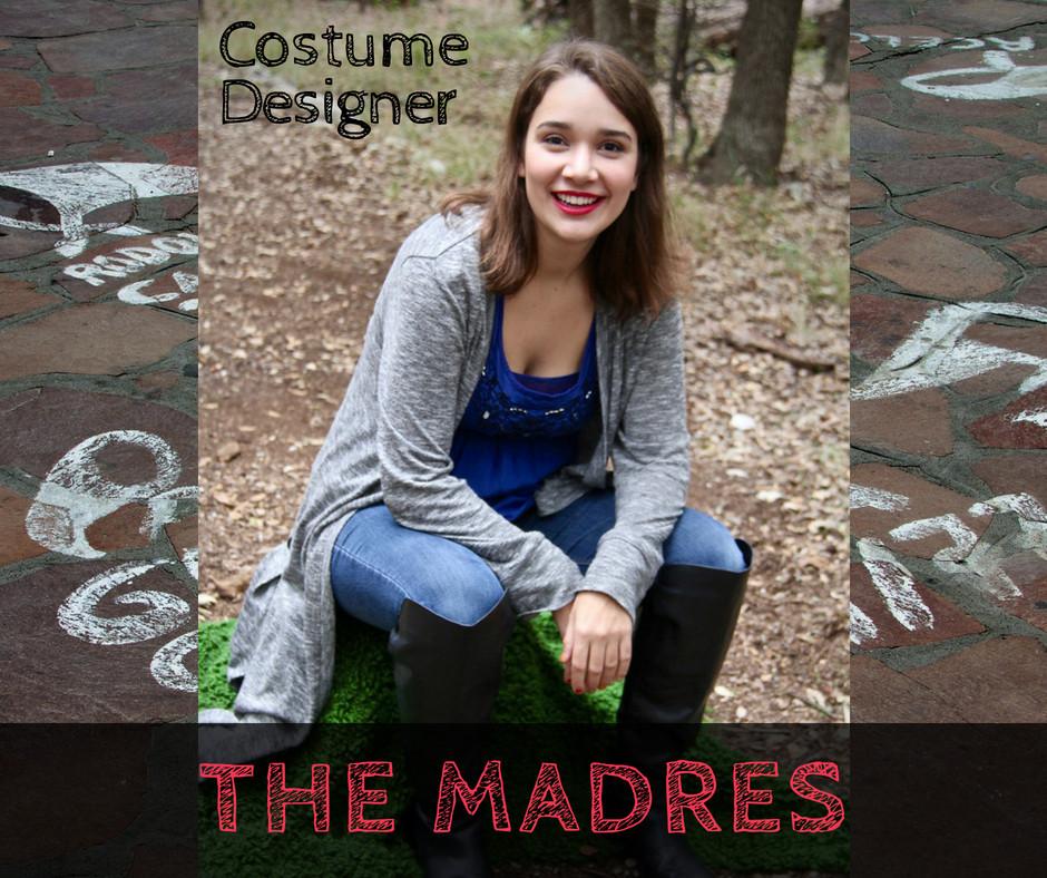 Laura Gonzalez - Costume Designer