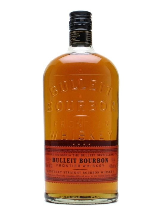 Favorite Things: Anxiety Edition - Bulleit Bourbon