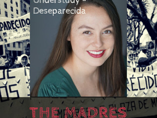 Meet our Understudy - Estrella Saldana!