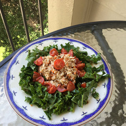 Austin Chicken Salad - Cool Dish for a Hot Day