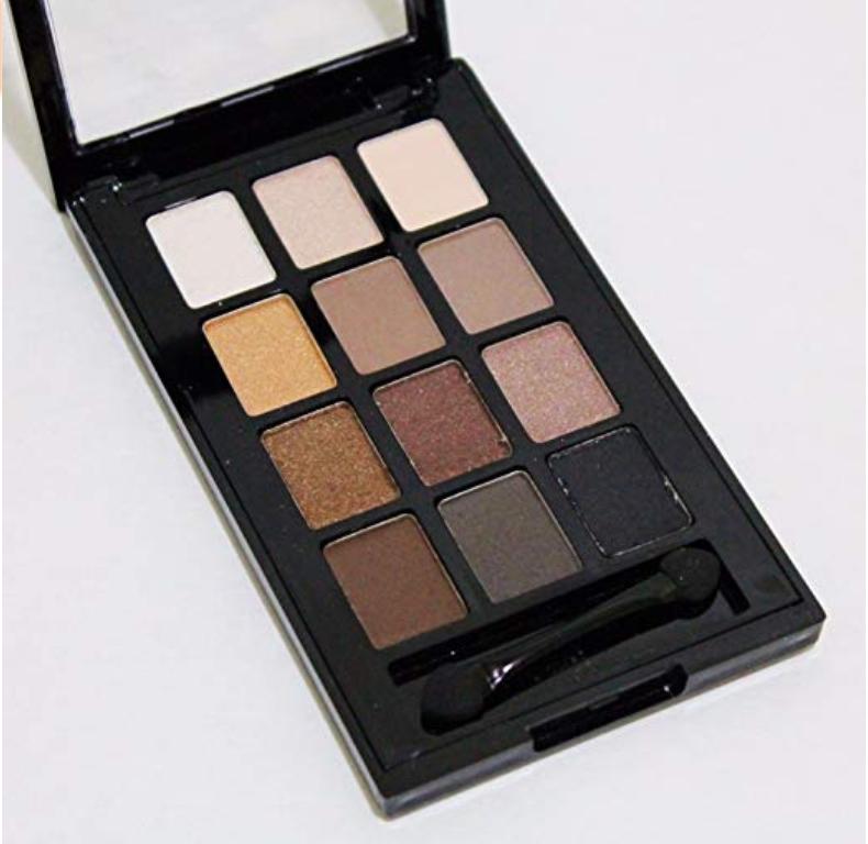 glam&beauty eyeshadow palette