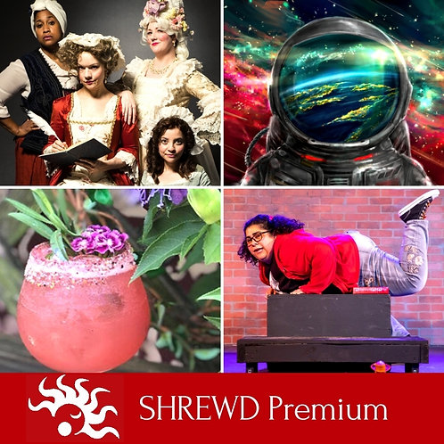 Shrewd Premium- Yearly Subscription