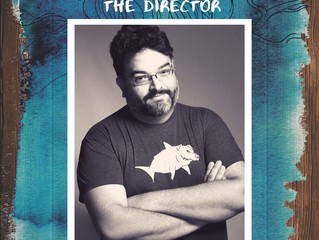 Meet the Director of Alabaster - Rudy Ramirez