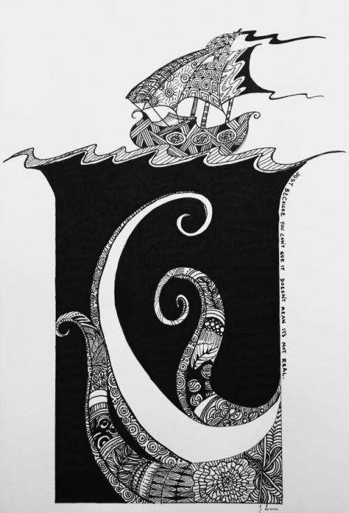 Illustration by Jenny Lawson
