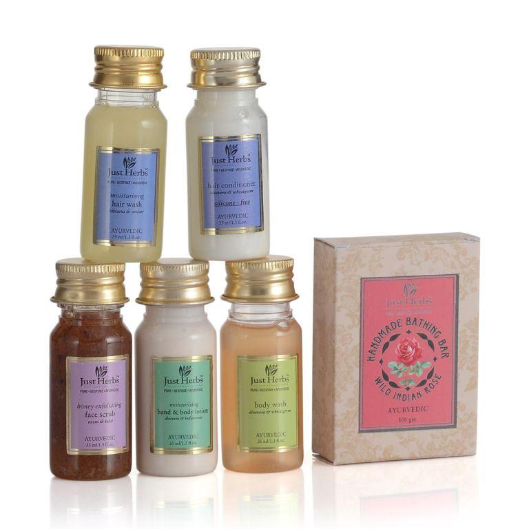 Just Herbs Bathing Essentials