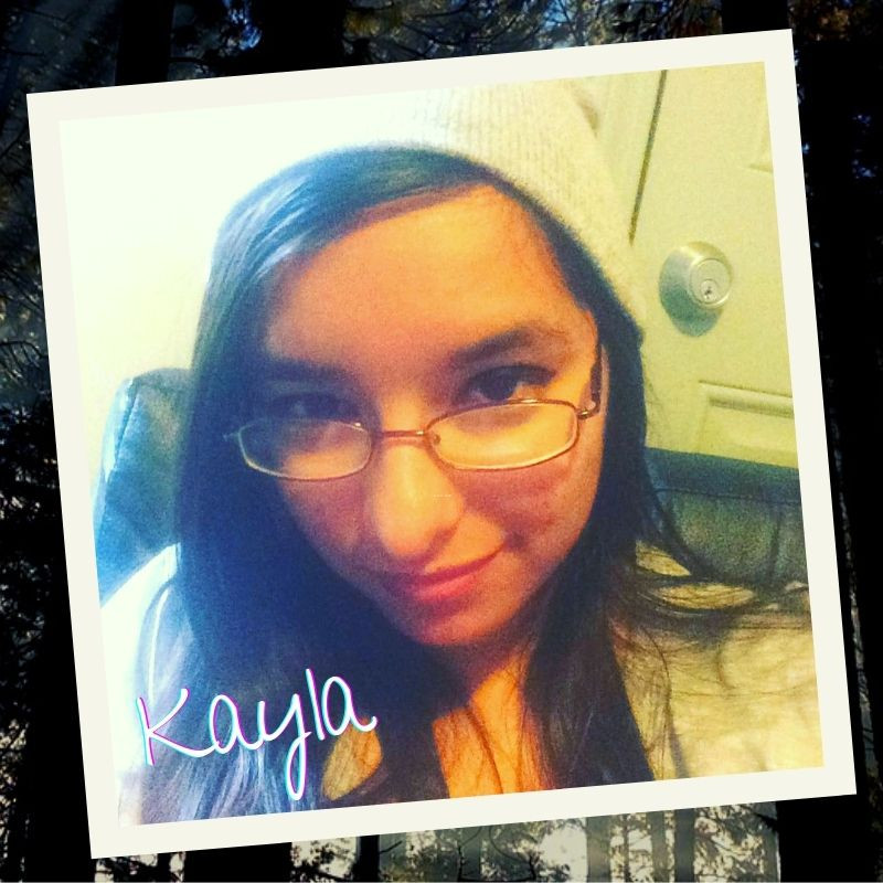 Malyssa Quiles plays Kayla in Letters from Camp Shrewd