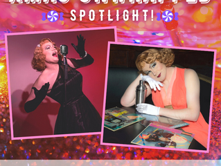 Xmas Performer Spotlight - Cathy Dresden