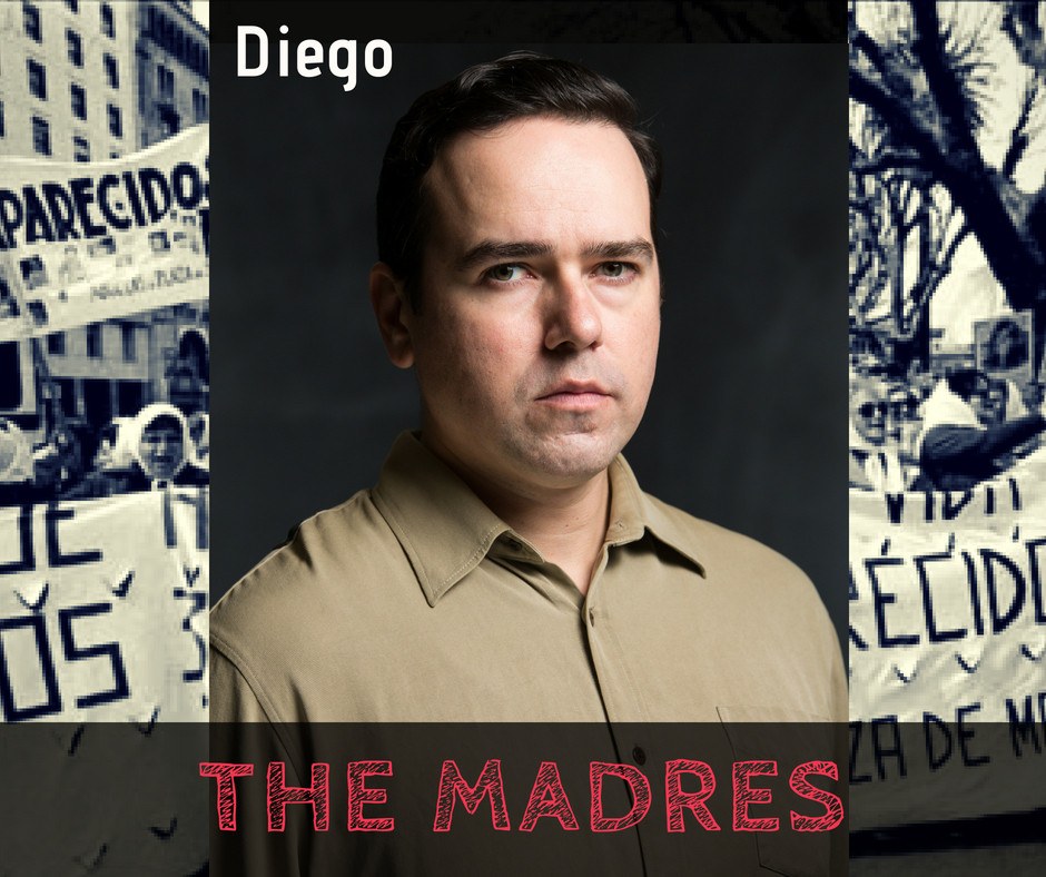 Diego in The Madres